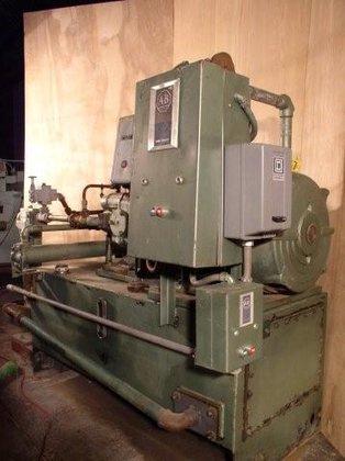 60 HP Scott Hydraulic System;