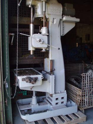 "24"" Cincinnati-Bickford Heavy-Duty Drill Press;"