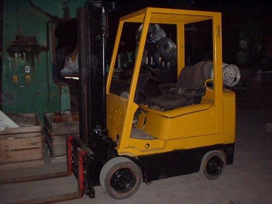 4, 000 lb. Hyster S40C