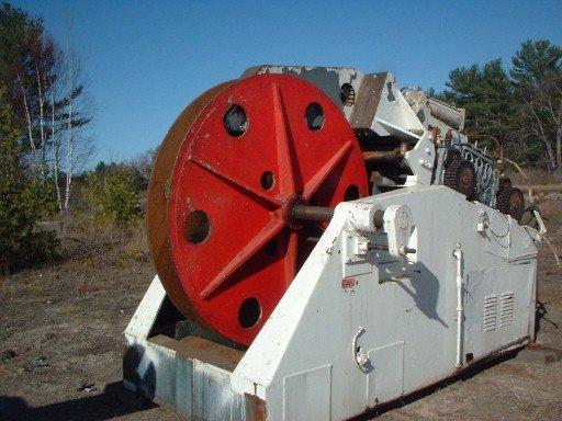 25, 000 lb. x 30''