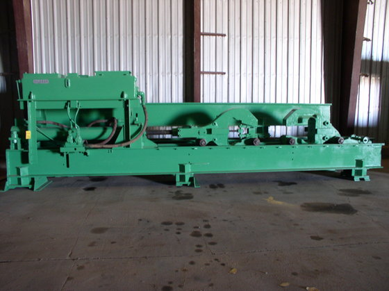 40 Ton Wean-United Extrusion Stretcher;