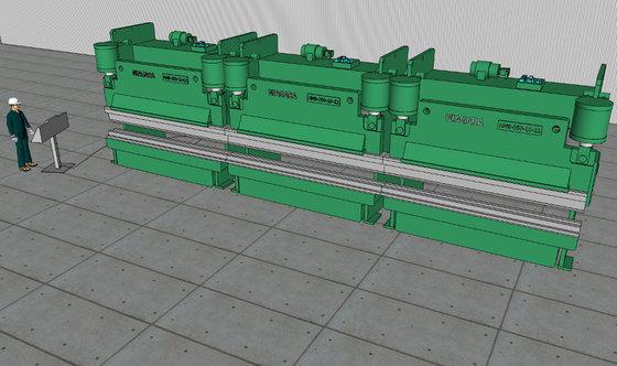 1050 Ton x 37 foot