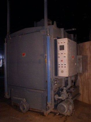 BHC Industrial Power Parts Washer;