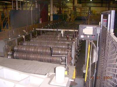 16 stand Yoder Roll Forming