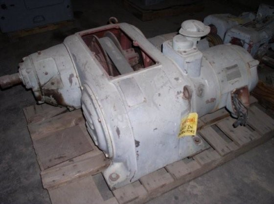 20 HP Baldor Industrial Motor