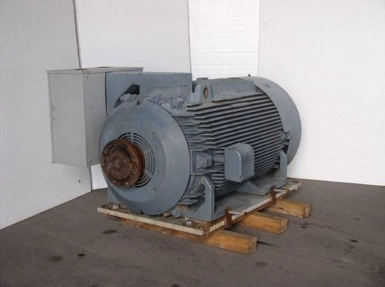 600 HP Baldor Industrial AC