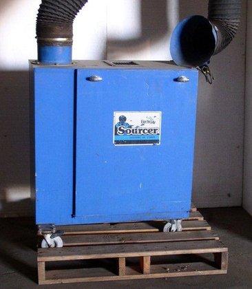 ElectroAir SP-2 Sourcer Air Cleaner