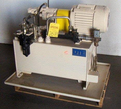 5 HP Hydraulic Power Unit
