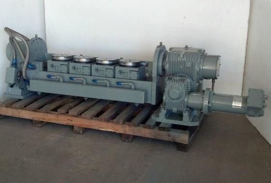 Custom 5-Axis CNC Trunnion Table