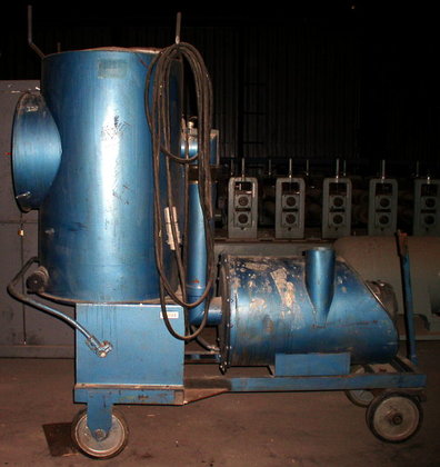 Spencer PB 715 Mobile Vacuum