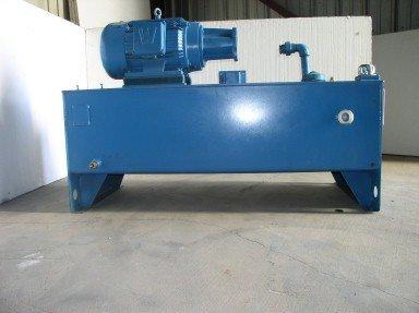20 HP Motion Industries Hydraulic