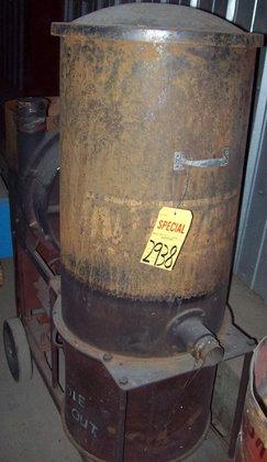 INVINCIBLE 4554P Industrial Vacuum Cleaner