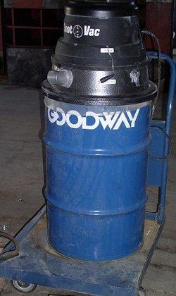 2006 270 CFM Goodway GTC-540