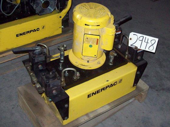Enerpac GPER 5320WSNE100 Hydraulic Unit