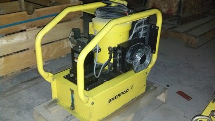 Enerpac Prototype 15 Hydraulic Unit