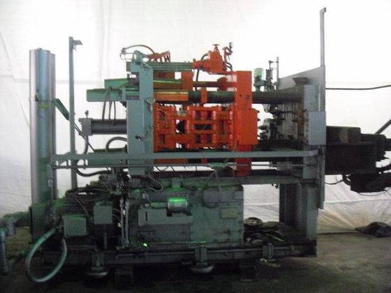 250 Ton HPM Mdl. D250A