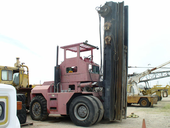 Taylor TY360S Forklift with Carriage