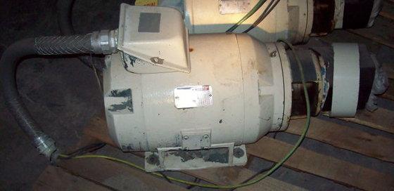 20 HP Vickers Vane Pump/Motor