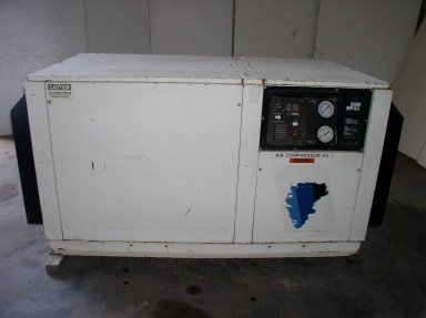 60 HP Totally Enclosed Ingersoll-Rand