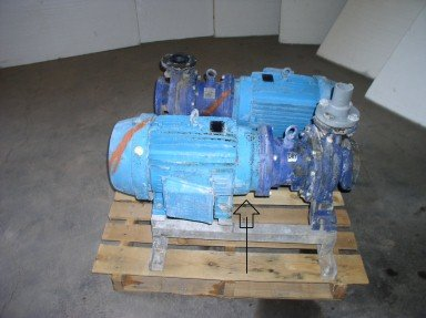 20 HP IWAKI Water Pump