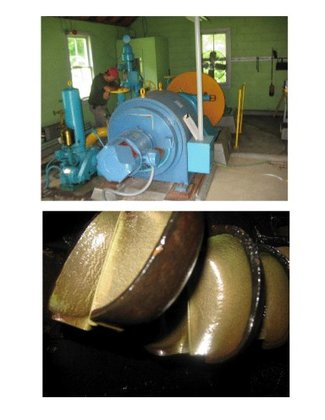 Hydroelectric Power Generating Equipment in