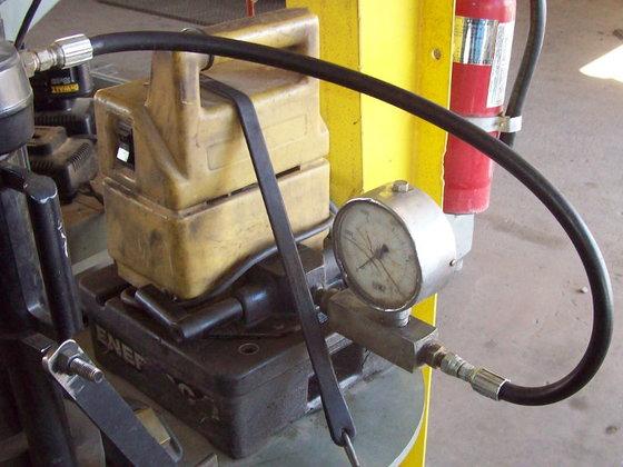Enerpac PUJ1200B Hydraulic Unit in