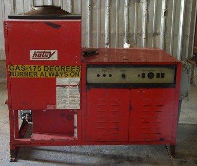 Hotsy 5700 Series Natural Gas