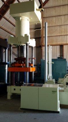 550 Ton Cincinnati Triple Action Hydraulic Press