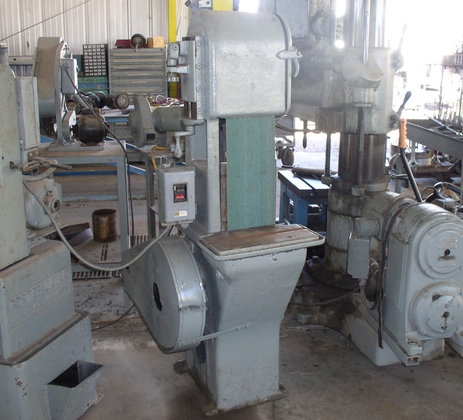 Porter-Cable Vertical Belt Sander in