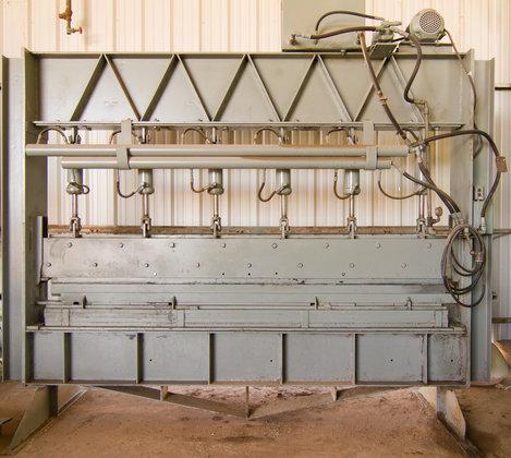 Custom Built All Steel Hydraulic