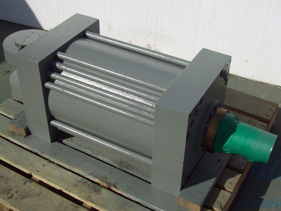 282 ton Miller H84 Hydraulic