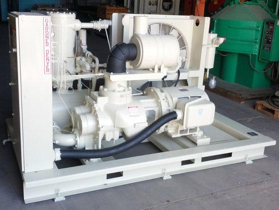 125 HP Gardner Denver EBQ99F