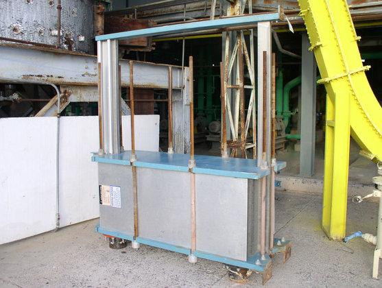 Alfa-Laval Heat Exchanger in Casa