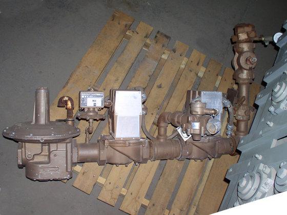 "3"" Honeywell Gas Furnace /"