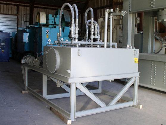 80 HP Hydraulic Unit in