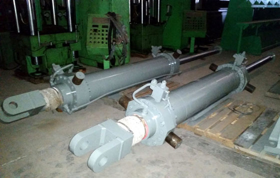 Double-Ended Hydraulic Cylinder in Casa
