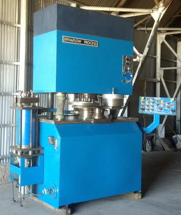 Dynetics Dynaflow HL60CF-830 Abrasive Flow