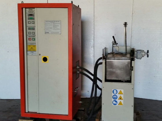 FIOA/CEIA F16-D/400 Induction Melter with