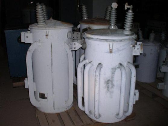 100 kVA Westinghouse Pole-Mount Transformer