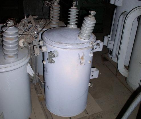 25 kVA Pole-Mount Transformer in