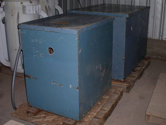 55 kVA Hunterdon Variable Reactance