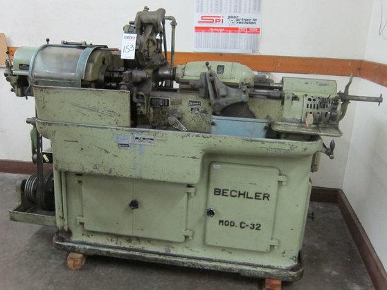 Bechler C-32 Swiss Screw Machine