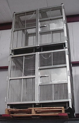 Security Cage Pallet Security Cage