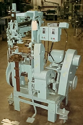 New Jersey Machine Pony #10118