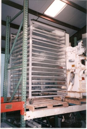 tray dryer cart with trays.all