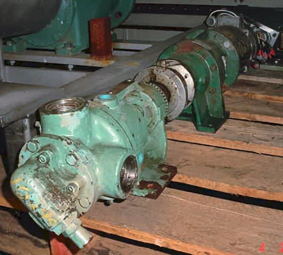 viking mild steel gear pump.model