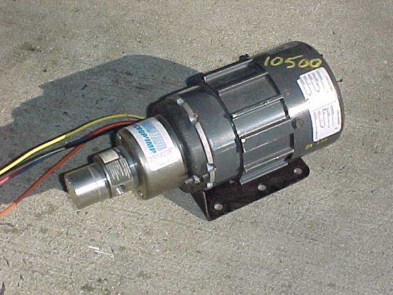 magnetically driven gear pump.mfg by