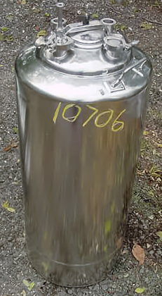 Alloy Products 40 Gallon Tank