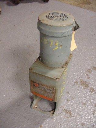 stationary mount pedestal type mixer