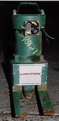 Lightning Nd 1a #10827 in